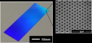 Aluminum Nanohole