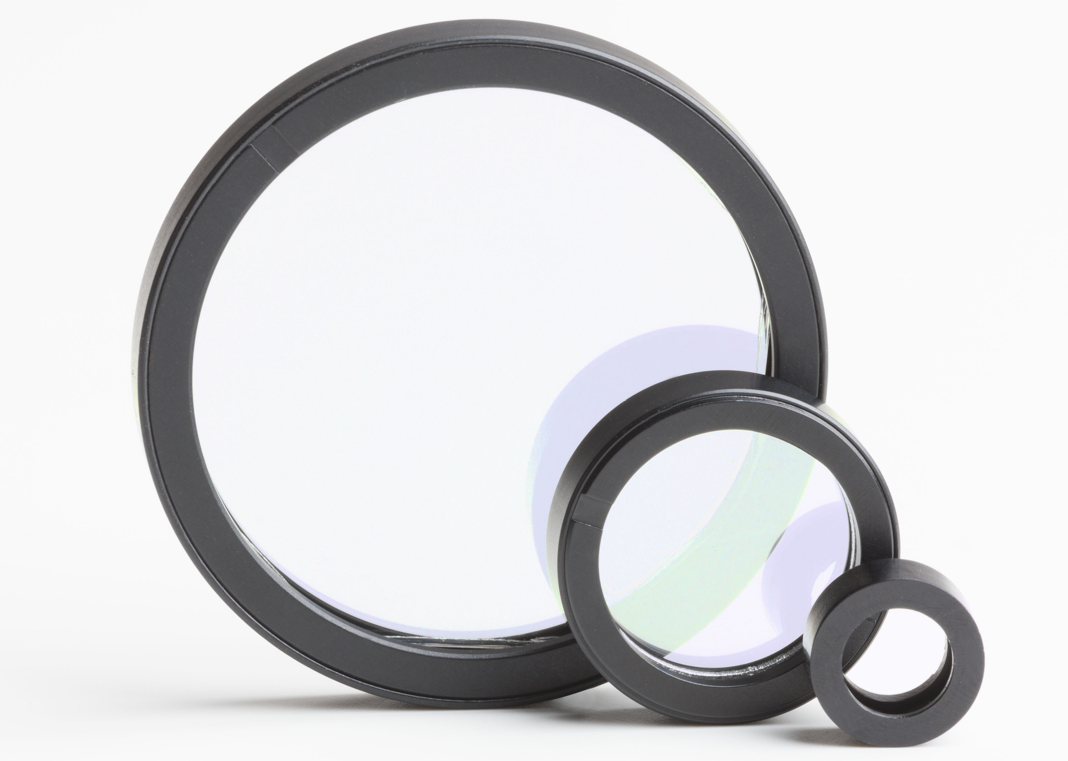 Mounted Ultra Boradband Polarizers